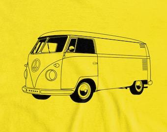 Classic Volkwagen Bus Illustration / Vanlife T-Shirt