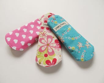 Cloth Pantyliners - Set of 3 -  Eco-friendly