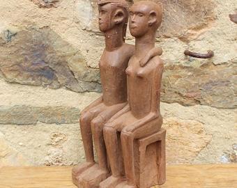 MASAI AFRICAN STATUE from Kenya