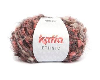Wool Katia ETHNIC 52 colors - Tan