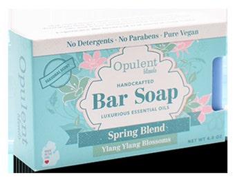 Natural Bar Soap - Ylang Ylang