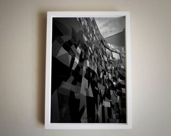 Art Wall | Black and White | Digital Print | Home Decor |