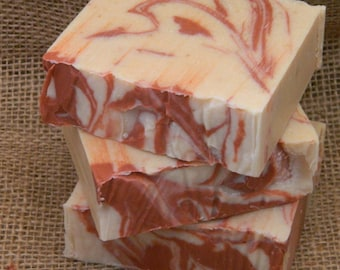 Peppermint Goats Milk Soap