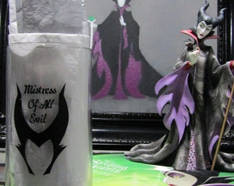 Disney, Maleficent Cup. Superior Quality