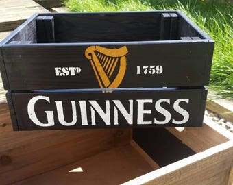Guinness Beer Storage (Holds 8 Cans or 12 Bottles)