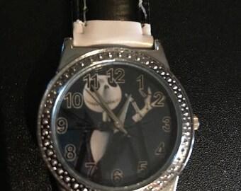 The Nightmare Before Christmas, Jack Skellington wrist watch