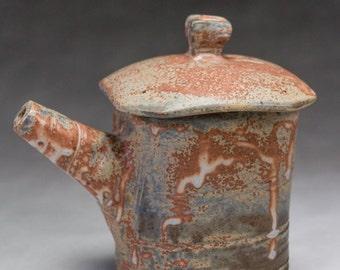 16oz Handmade ceramic teapot