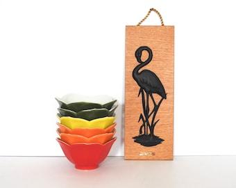 Arc-en-bols en porcelaine Lotus