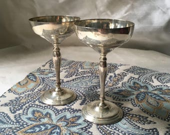 Silver Cordials (Set of Two)