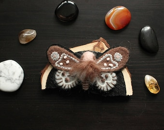 Moth/ Butterfly Brooch 08
