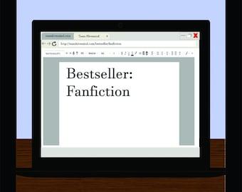 Bestseller: Fanfiction