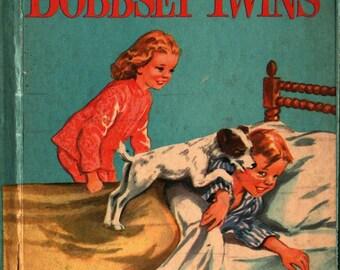 Meet the Bobbsey Twins - Laura Lee Hope - Corinne Dillon - 1954 - Vintage Kids Book