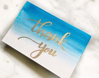 Thank You Cards - Pack of 6