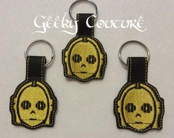 C3-PO Key Chain