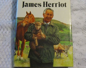 First Edition 1992 - James Herriot - Every Living Thing - Hardcover Book