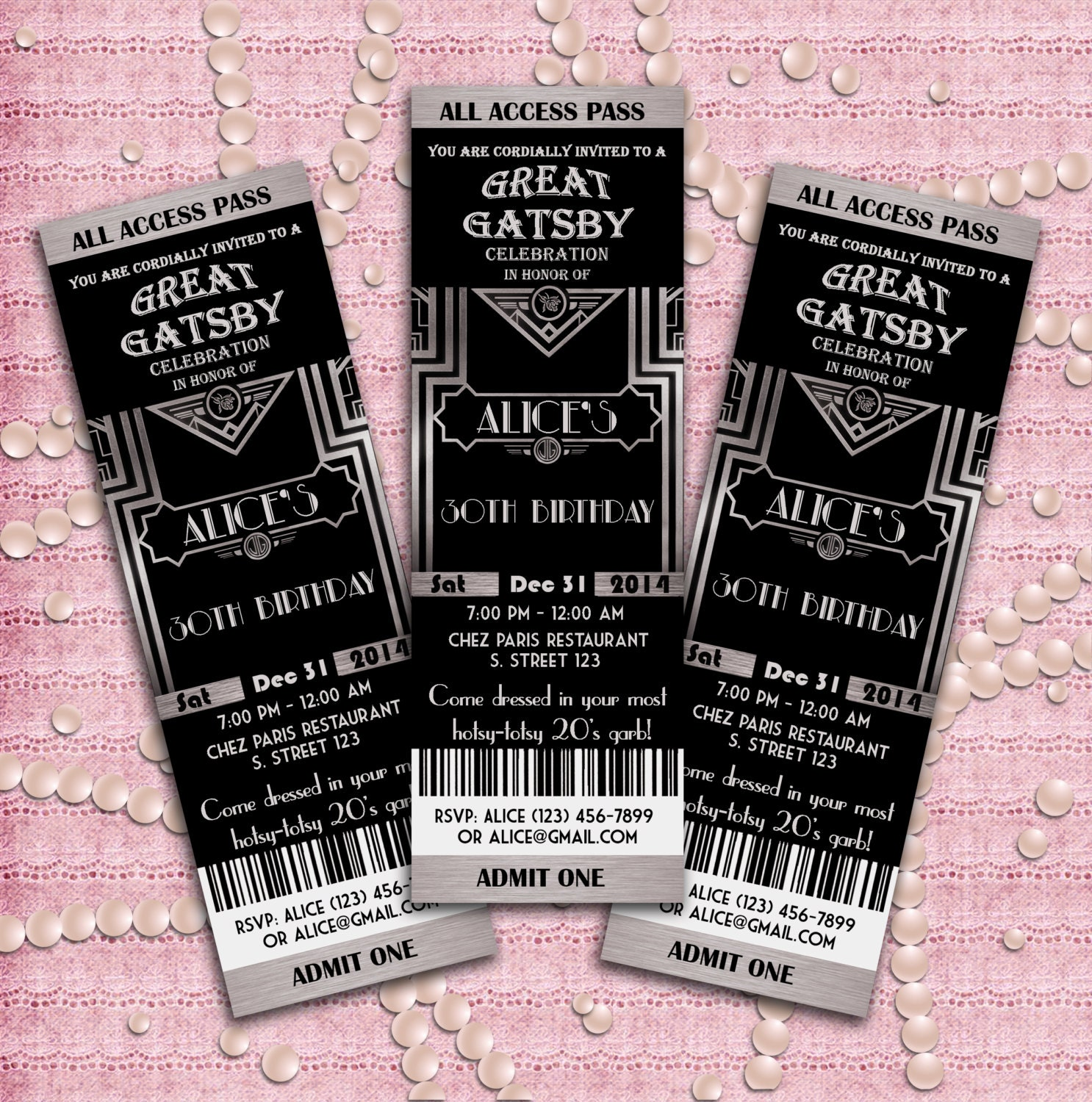 Party Ticket Template Staff Appraisal Form Template Consulting Il Fullxfull  Party Ticket Templatehtml Prom Tickets Design Prom Tickets Design  Prom Ticket Template