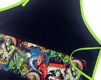 Classic Monsters Security Blanket