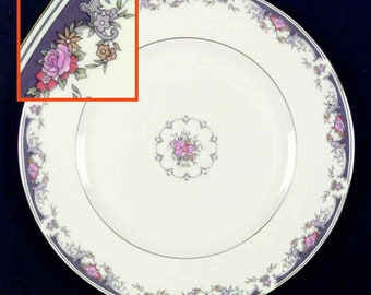 Minton Hanbridge Dinner Plate Bone China Made in England (4 available)