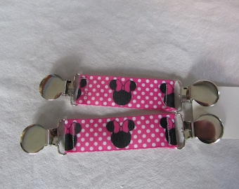 Minnie Mouse Mitten Clips !