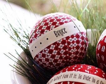 Ornament Wraps Pattern