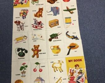 American Jane ABC book by Moda