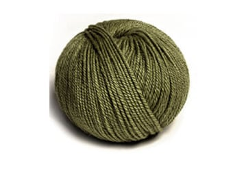 Indiecita 100% Baby Alpaca Yarn -DK- Green