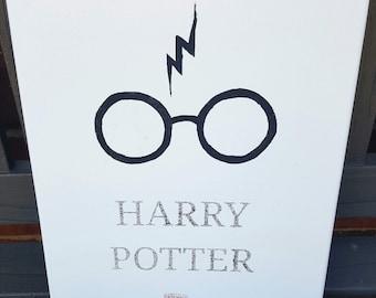 Harry Potter Canvas Art