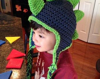 INSTANT DOWNLOAD-Toddler/child,Dinosaur Hat Pattern,Dinosaur Pattern,Dinosaur Hat,Dinosaur Beanie,Dino Hat, Dino Costume,Mohawk Pattern