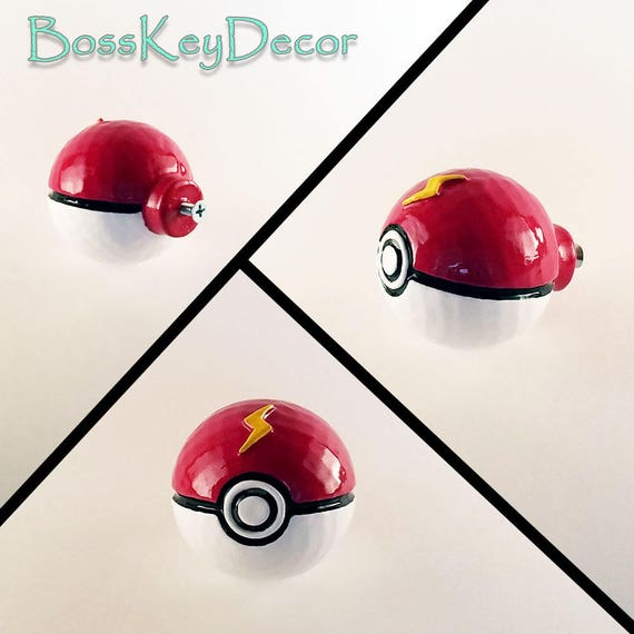 Pokemon Go Pokeball Schublade zieht Nintendo Küche Dekor