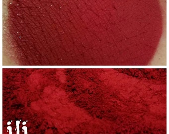 Kidnapped - Red Eyeshadow Pigment - ili