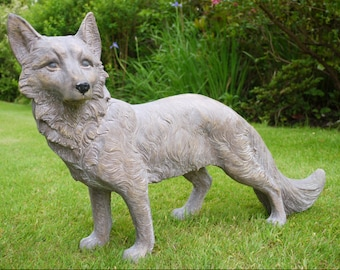Garden Fox Ornament