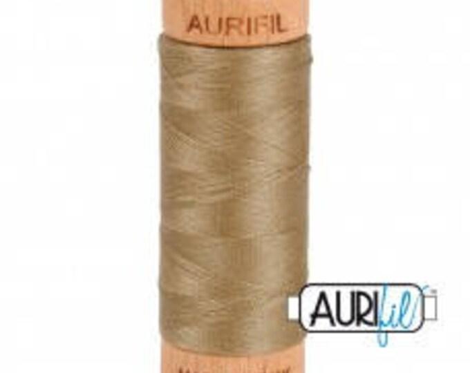 Aurifil 80wt -  Sandstone 2370