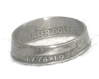 Liberty Coin Ring Size 11 Plus Liberty Coin Band Size 11 Liberty Band  Liberty Ring Quarter Ring Size 11 Quarter Band Size 11 Quarter Dollar