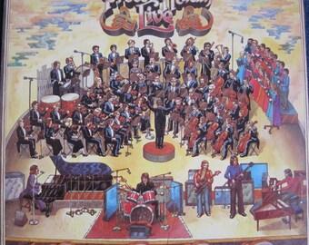 PROCOL HARUM LIVE w The Edmonton Symphony Orchestra lp 1972 Rare Original Vinyl Record Album