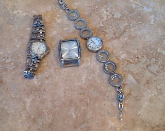 Vintage watches and parts
