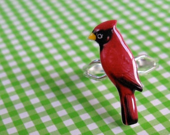 Red Bird Ring