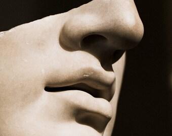 Metropolitan Museum of Art Greek Statue  New York City Photography 2016