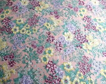 Light Cotton Veil Vintage 115 cm x 130 cm
