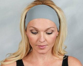 Yoga Headband-Fitness Headband-Workout Headband-Running Headband-Boho Headband-Fashion Headband-Turban-Women Head Wrap-Wide Headband