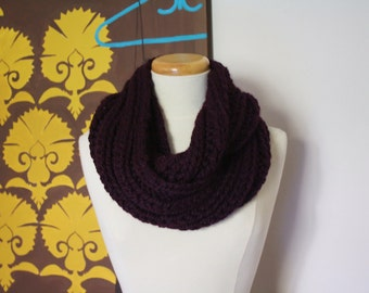 Super chunky infinity scarf - more colors