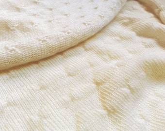 Wool Tuck Jersey Sweater Knit (by the half yard)