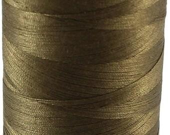 Thread, Aurifil, #1318 Dk.Sandstone Cotton Thread, Quilt,Sewing,50 Wt.Mako,1420 Yds, Fast Shipping TH243
