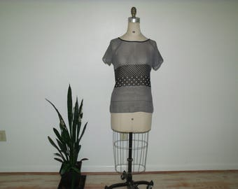 The Limited womens shier blouse, Size Medium