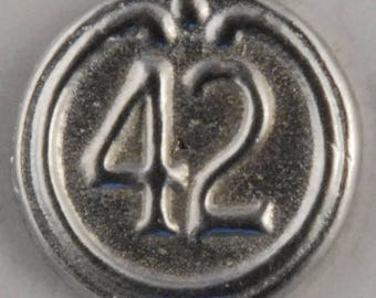 Military Button - 42nd Highlanders (#114)