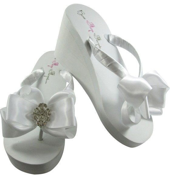 Lace all girls Vintage Satin Wedding Shoes sizes with Flip colors Embellishment ladies and Flop Xx88AOYw