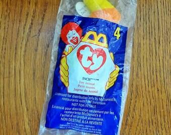UNOPENED McDonald's TY Teenie Beanie Inch #4