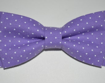 Bow tie boys,lavender bow ties for boys