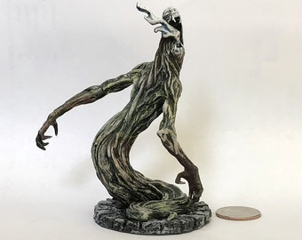 Ithaqua Wendigo gaming board games painted mini miniature role playing rpg Call of Cthulhu wars Dungeons and Dragons D&D 25mm great old one