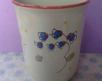 Mug, Zenith, autopainted