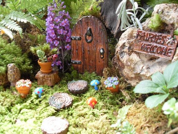 Fairy Door Garden Kit
